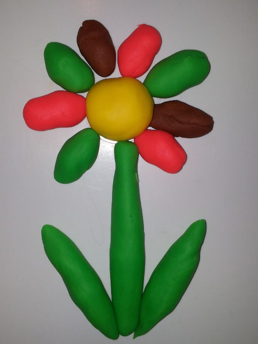 pate modeler fleur objectif maternelleobjectif maternelle. Black Bedroom Furniture Sets. Home Design Ideas