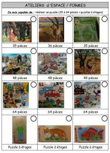 brevets puzzles GS 2