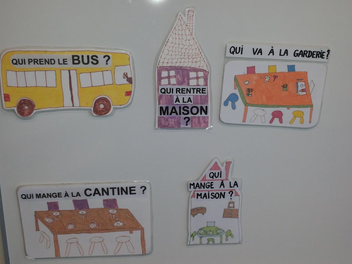 Visitez ma classe objectif maternelleobjectif maternelle for Affiche regle de la maison