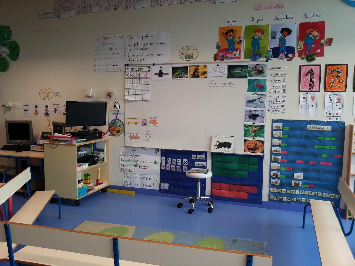 Extrem Visitez ma classe. - Objectif MaternelleObjectif Maternelle DW31