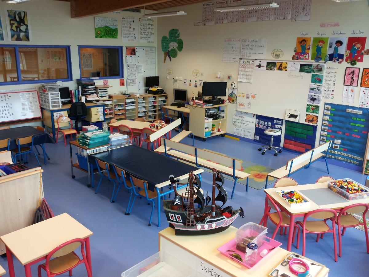 Visitez ma classe objectif maternelleobjectif maternelle - Image classe maternelle ...