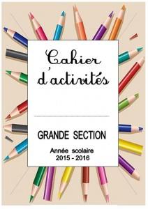 Page de garde cahier d'activités3