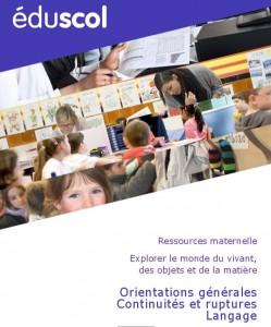 Eduscol 2