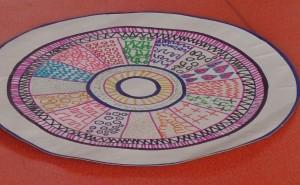 Cercle centré2