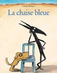 La chaise bleue1