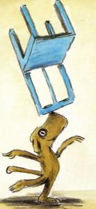 La chaise bleue3