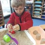 Atelier sable magique