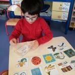 Atelier boite à mots