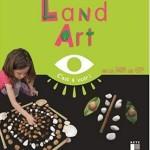 Couverture livre land art